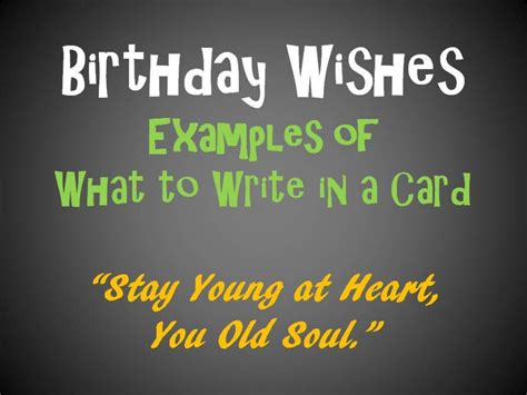 Birthday Card What To Write Birthday Messages And Quotes To Write In A Card Holidappy
