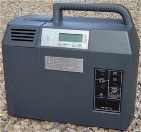 trulite portable electricity generator from water to
