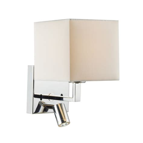 bedroom wall lighting modern over bed reading wall lights with integral led