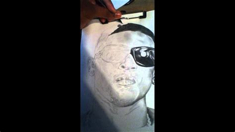 Drawing Lil Boosie
