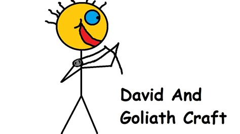 david and goliath crafts for church house collection david and goliath crafts