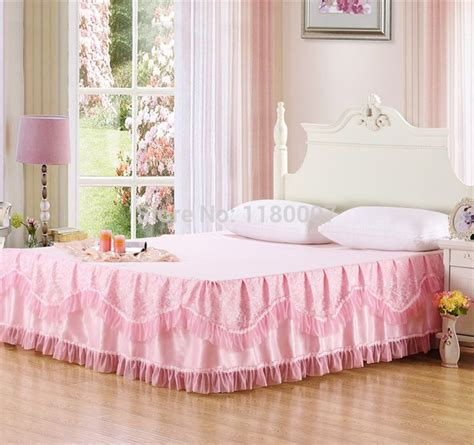 cheap bed skirts 17 best images about lace bed skirt bedspread bed sheet