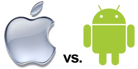 iphone versus android survey apple iphone set to enjoy rising popularity android