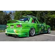 Nissan Tsuru 2002 Les Presentamos Al Poderoso Hulk