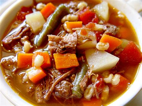 vegetable beef soup recipe vegetable beef soup