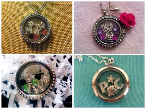 1000 images about origami owl necklace ideas on