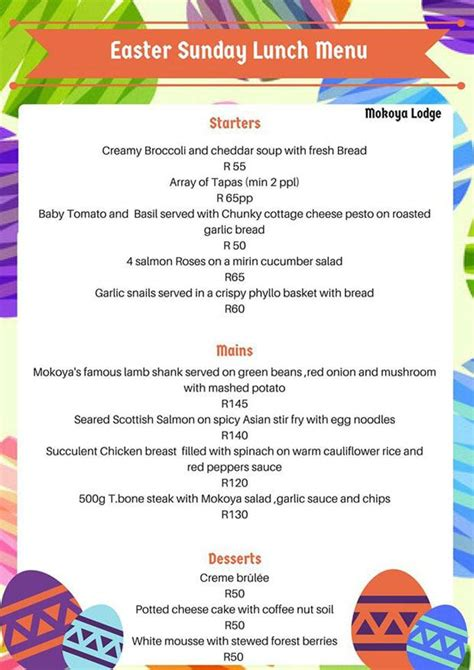easter in hartbeespoort stay eat play hartbeespoort