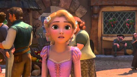 Disney Premium I Rapunzel disney princess tangled rapunzel kingdom 720p