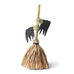 Tabletop Motorized Dancing Witch S Broom The Green Head