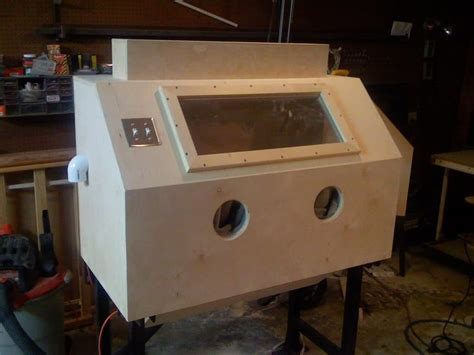 Diy Sandblasting Cabinet by Sand Blasting Cabinet Image Loccie Better Homes Gardens