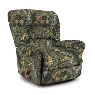 Big Camo Recliner by Best Home Furnishings Camo Rocker Recliner Shop Living Room Furniture At Sears