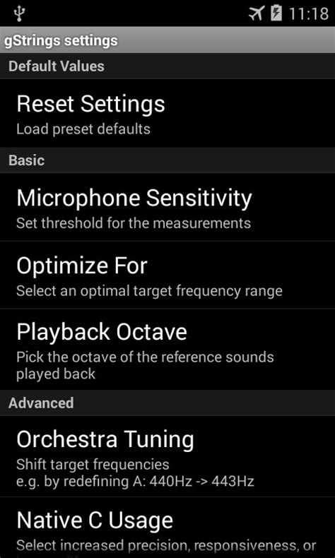 gstrings apk tuner gstrings free apk free tools android app appraw