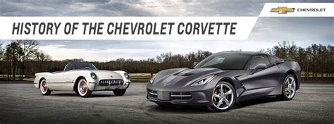 History Of The Chevy Corvette by The History Of The Corvette Auto Express