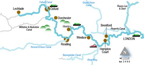 map of river thames from source to mouth river thames wildfire
