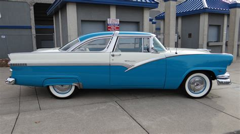 victory ford 1956 ford crown 312cid automatic p s