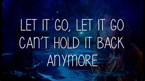 let it go demi lovato let it go frozen hd lyrics youtube