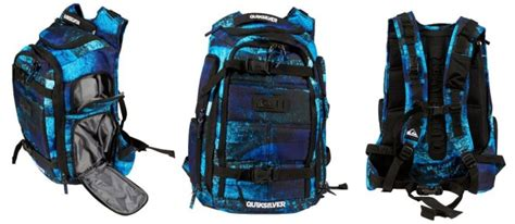 Bag Quiksilver Pocket Color bags back to school backpacks carryology