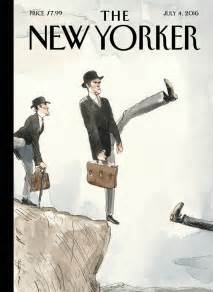 cover story barry blitt s silly walk a cliff the