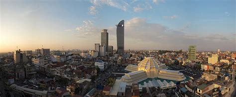 Phnom Penh Today why cambodia is turning its back on the west din merican