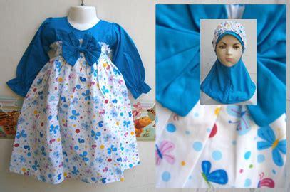 Gamis Anak Cutetrik 4 7 Tahun baju muslim anak cutetrik agen resmi bee corner shop