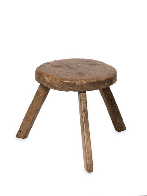 A Three Legged Stool by Vintage Three Legged Stool The Country Kitchen Look