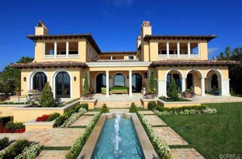 mediterranean style homes california coast mega 22 000 square foot mediterranean waterfront mega mansion