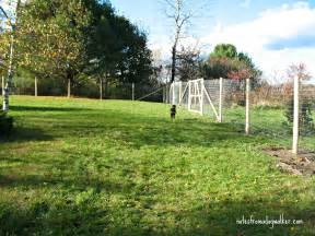 How To Build A Dog Park In Your Backyard Peace In The Yard 7 Ways To Dog Proof Your Fence Notes