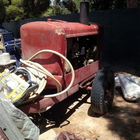 schramm pneumapower 100 compressor yesterday s tractors