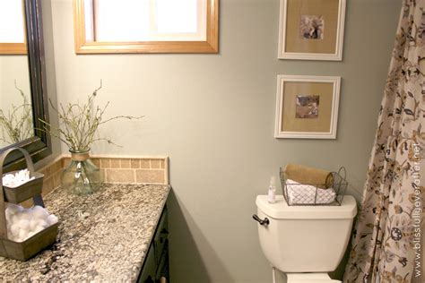 guest bathroom decorating ideas pictures natural look is popular trend in bathroom makeovers