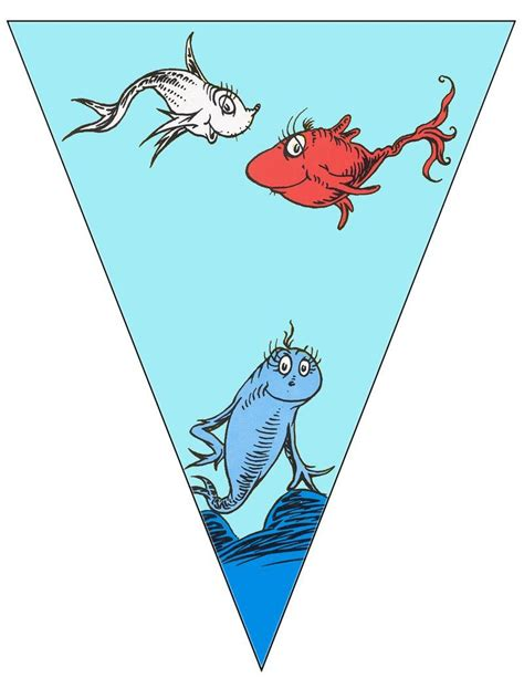 printable fish banner free printable dr seuss banner free to use and free