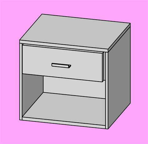 Nightstand Measurements by Bedside Tables Types And Measurements