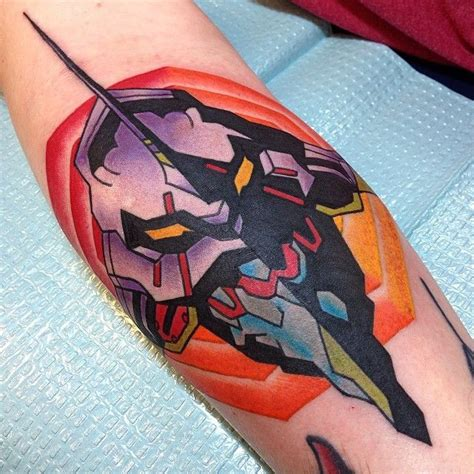 evangelion tattoo best 25 evangelion ideas on neon