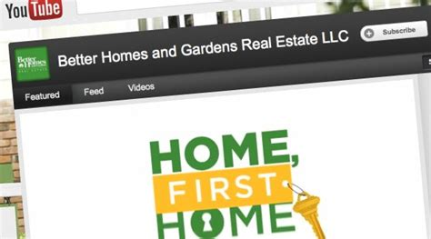 realty tv better homes and gardens real estate launches