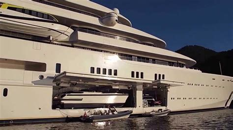 eclipse on a boat roman abramovich motor yacht eclipse youtube
