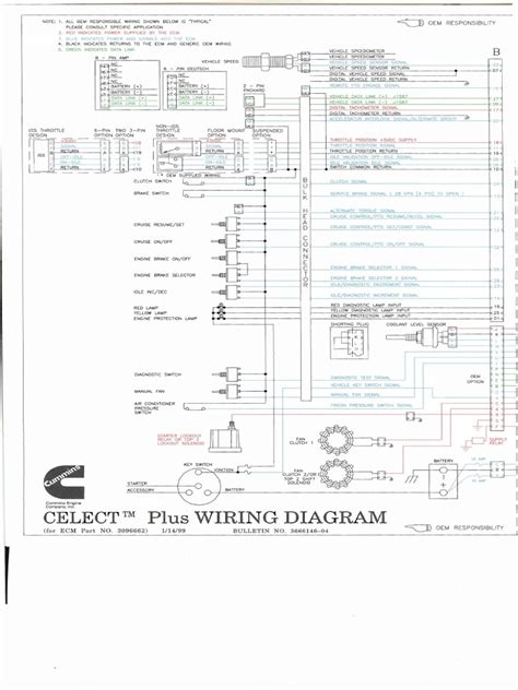 mins n14 celect plus wiring diagram n14 cummins celect