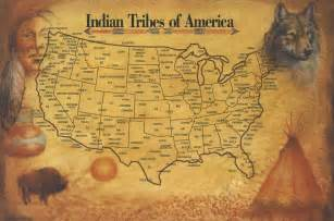list and maps of american tribes tradition wiki
