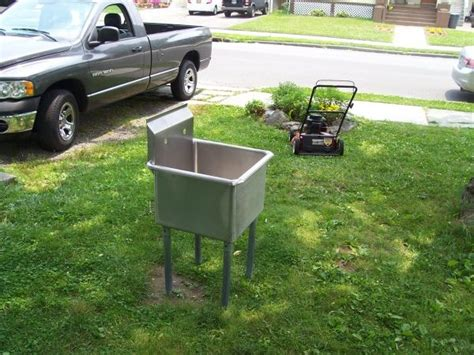utility sinks for sale utility for sale on craigslist stainless steel 18
