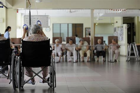shocking fact 50 of nursing home staff admit to