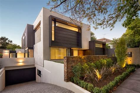 contemporary style house contemporary style home by domoney architecture