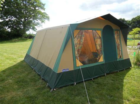 r 233 solu toile de tente vert loisir ou cabanon