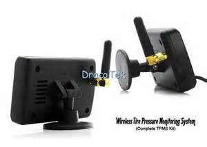 Car Tire Pressure Issues Wireless Tire Pressure Monitoring System Complete Tpms