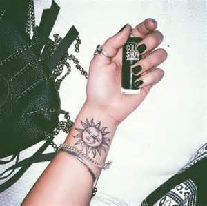 tiny sun tattoo 22 small sun tattoo ideas for ladies styleoholic