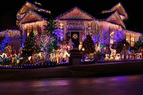 best christmas decor houses edmonton where to find the best decorations in chicago
