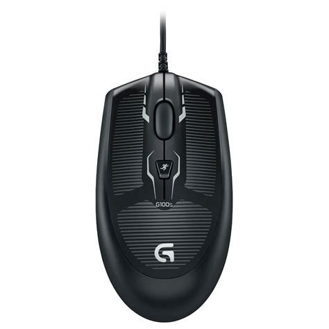 Logitech Gaming Mouse G100 logitech optical gaming mouse g100s 910 003538 achat