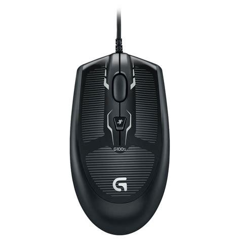 Logitech G100s Optical Gaming Mouse logitech optical gaming mouse g100s 910 003538 achat