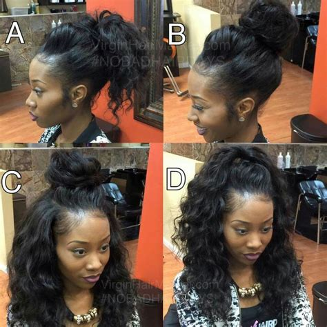 weave pin up the 25 best ideas about sew in hairstyles on pinterest