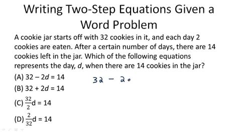Two Step Problems Worksheet by Multi Step Equations Algebra Ck 12 Foundation