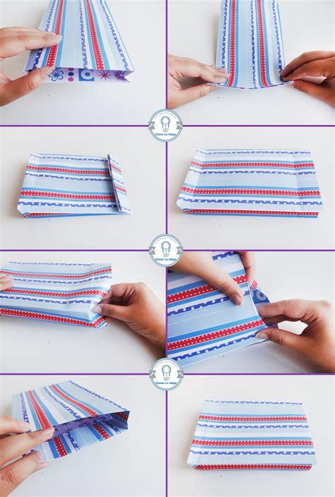 bolsa de papel como hacer una bolsa de papel paso a paso auto design tech