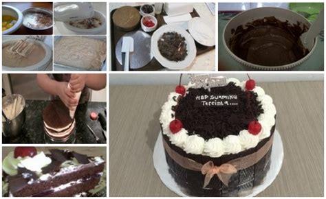 cara membuat kue kering black forest jadi tunggu apalagi bunda segera sajikan dan hidangkan kue