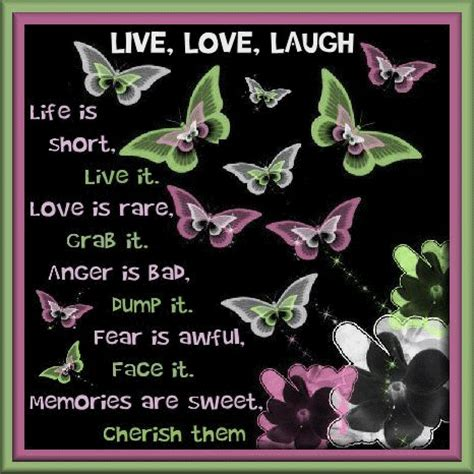 short quotes like live laugh love welcome to julia s creations live love and laugh